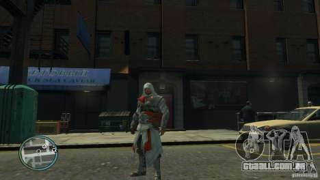 Assassins Creed BrotherHood - Ezio Auditore para GTA 4