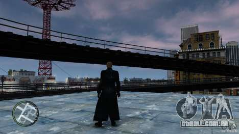 RE5 Wesker para GTA 4 segundo screenshot