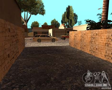 New Ghetto para GTA San Andreas