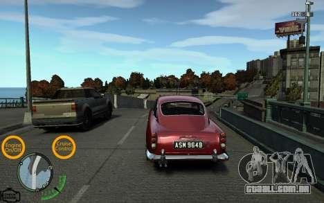 Luzes do carro para GTA 4 terceira tela