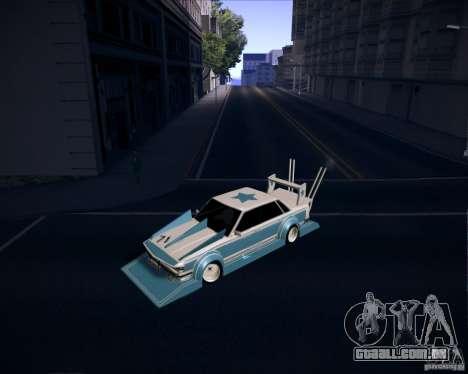 Toyota Cresta GX71 Bosozoku para GTA San Andreas