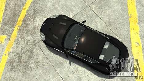 Aston Martin DBS v 1.1 sem tonificação para GTA 4 vista direita