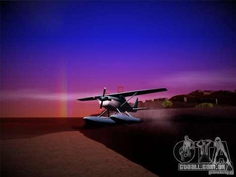 Realistic Graphics 2012 para GTA San Andreas sexta tela