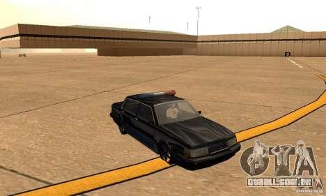 Autumn Mod v3.5Lite para GTA San Andreas décimo tela