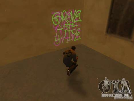 Bombing Mod by Empty v3.0 para GTA San Andreas segunda tela