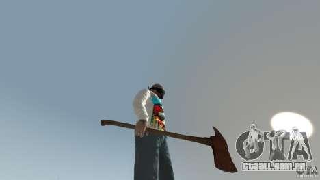 Accetta da pompiere para GTA 4 segundo screenshot