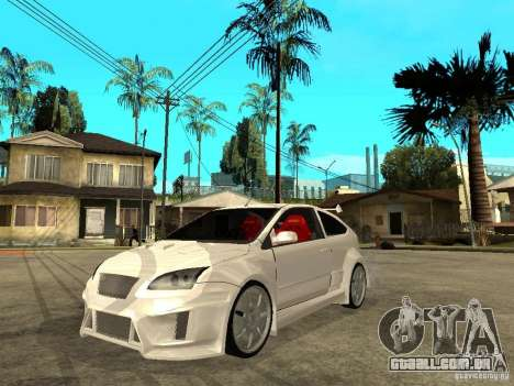 Ford Focus Tuned para GTA San Andreas
