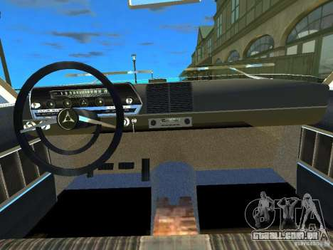 Dodge Dart para GTA 4 vista direita
