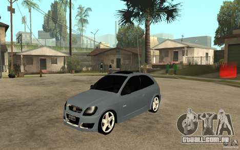 Chevrolet Celta VHC 2011 para GTA San Andreas