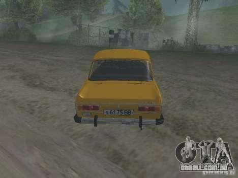AZLK 2140 1981 para GTA San Andreas vista direita
