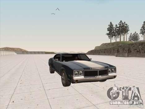 Sabre HD para GTA San Andreas