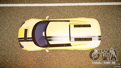 Rossion Q1 2010 v1.0 para GTA 4 vista de volta