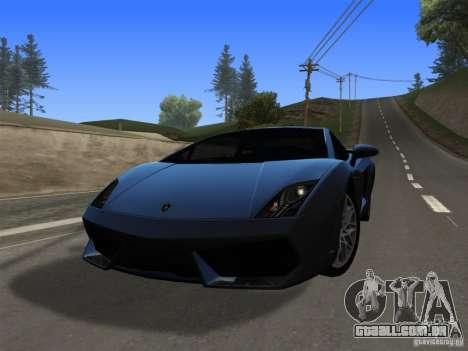 IG ENBSeries v2.0 para GTA San Andreas décimo tela