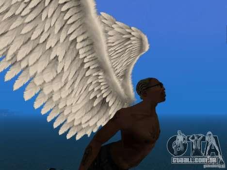 Wings para GTA San Andreas por diante tela