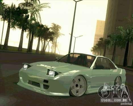 Nissan 240SX (S13) para GTA San Andreas