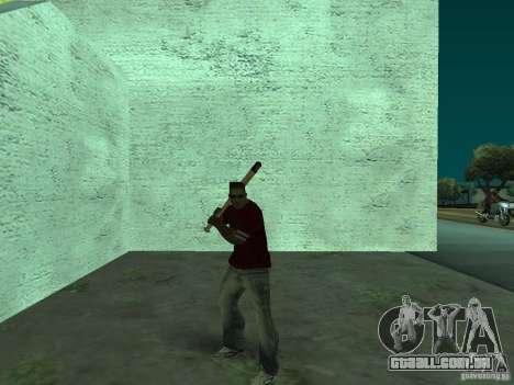 Bit HD para GTA San Andreas terceira tela