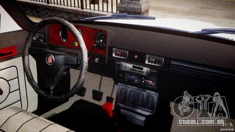 Volga GAZ-2410 1989 v 2.1 para GTA 4 vista direita