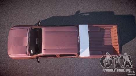 Chevrolet Silverado 1500 v1.3 2008 para GTA 4 vista direita