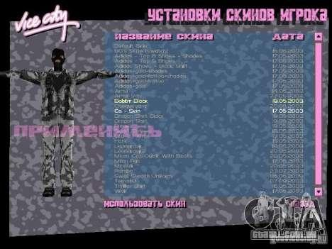 Pack de skins para o Tommy para GTA Vice City décima primeira imagem de tela