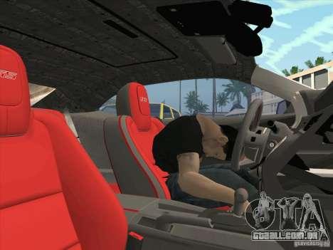 Acidente na estrada para GTA San Andreas sexta tela
