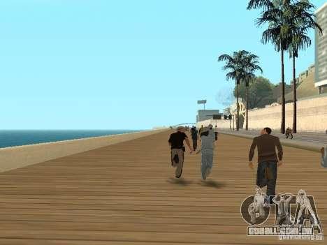 Polícia covarde para GTA San Andreas