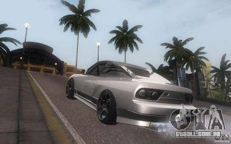 Nissan 180sx v2 para GTA San Andreas vista direita