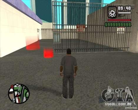Mega-Nitro para GTA San Andreas