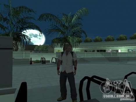 Skins Collection para GTA San Andreas terceira tela