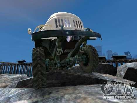 ZIL 131 para GTA 4 rodas