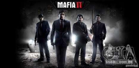 Imagens de inicialização no estilo de uma Mafia  para GTA San Andreas sexta tela