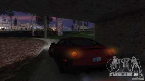 Sunny ENB Setting Beta 1 para GTA San Andreas quinto tela