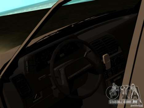 VAZ-21103 para GTA San Andreas vista direita
