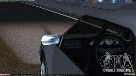 Novos faróis de xenônio para GTA San Andreas segunda tela