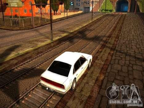 ENBSeries by GaTa para GTA San Andreas sexta tela