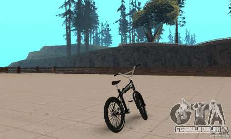 Puma MT Bike para GTA San Andreas esquerda vista