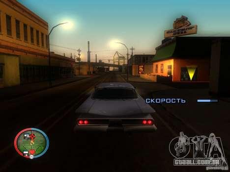 Piloto automático para carros para GTA San Andreas