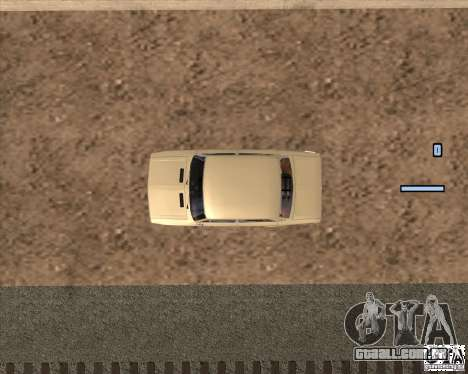 VAZ-2103 para GTA San Andreas vista direita