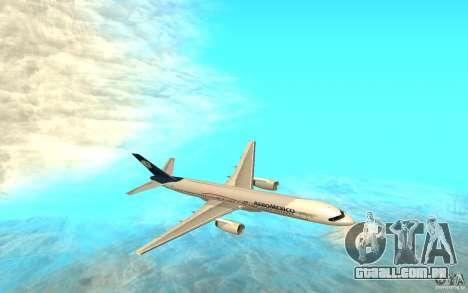 Boeing 757-200 para GTA San Andreas