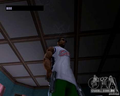 Guns Pack para GTA San Andreas quinto tela