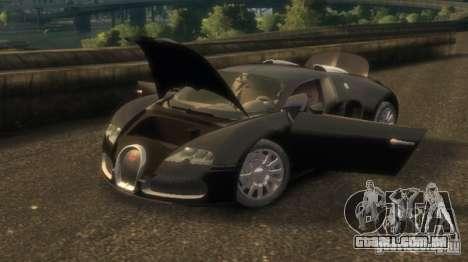 Bugatti Veyron 16.4 v3.1 para GTA 4 esquerda vista