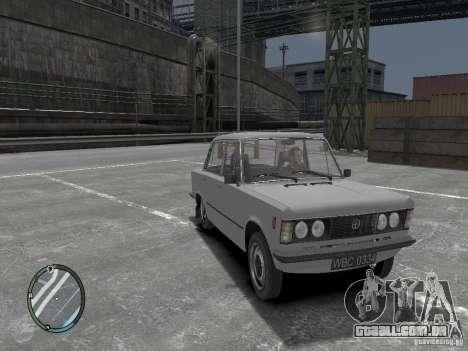 Fiat 125P FSO 1983 para GTA 4 vista direita