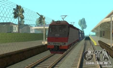 EP10 para GTA San Andreas