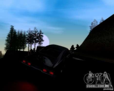Super Natural ENBSeries para GTA San Andreas quinto tela