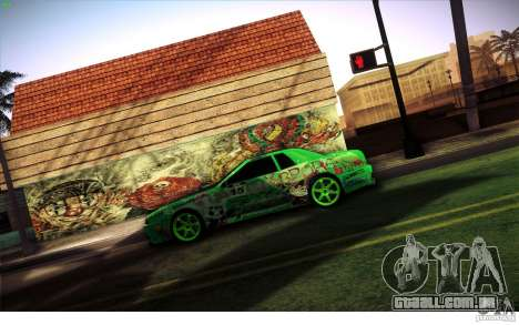 Elegy Toy Sport v2.0 Shikov Version para vista lateral GTA San Andreas