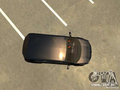 Fiat Novo Uno Sporting para GTA 4 vista direita