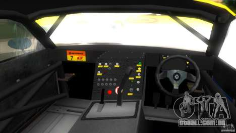 Mazda Re-Amemiya RX7 FD3S Super GT para GTA Vice City vista direita