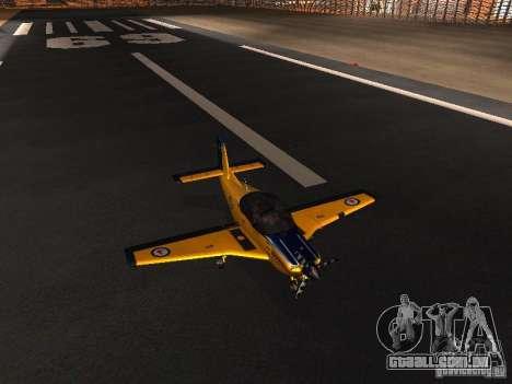 CT-4E Trainer para vista lateral GTA San Andreas