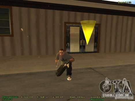 DMX para GTA San Andreas