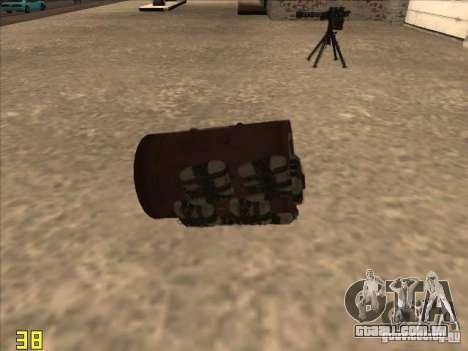 Bo4ka para GTA San Andreas segunda tela