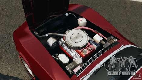 Chevrolet Corvette Stringray 1969 v1.0 [EPM] para GTA 4 vista interior